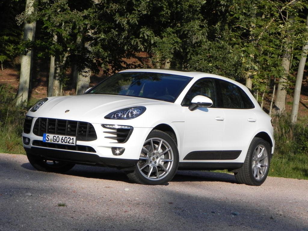 Test Porsche Macan S Absolut Konkurrenzlos Magazin