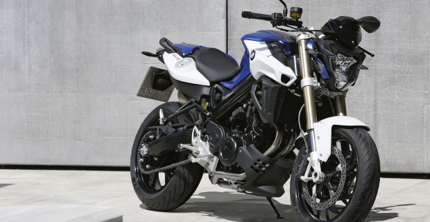 Fahrbericht BMW F 800 R: Kurvenräuber nicht nur für Stunt-Profis