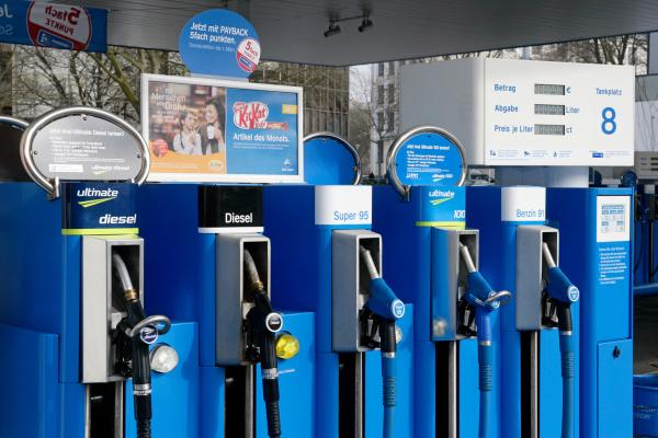 Treibstoff horten birgt Gefahren