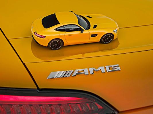 Mercedes-AMG GT als Modellfahrzeug: Kleine Traumautos