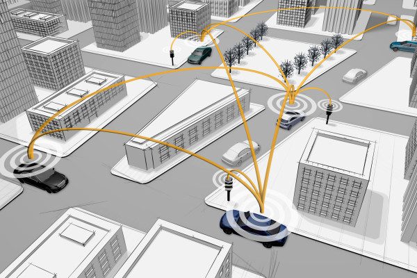 Experten fürchten Sicherheitsrisiko bei vernetzten Autos
