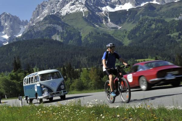 Kitzbüheler Alpenrallye: Neue Herausforderung für Weltmeister Ogier