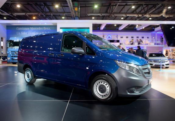 Mercedes-Benz Vans stellt Vito in Argentinien vor