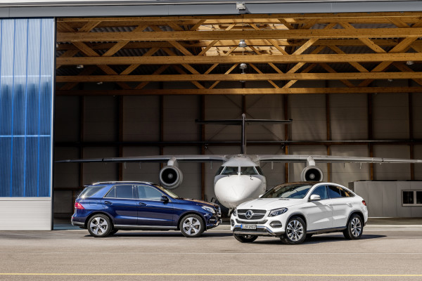 Mercedes GLE und Coupé: Boulevard und Elefantenbulle