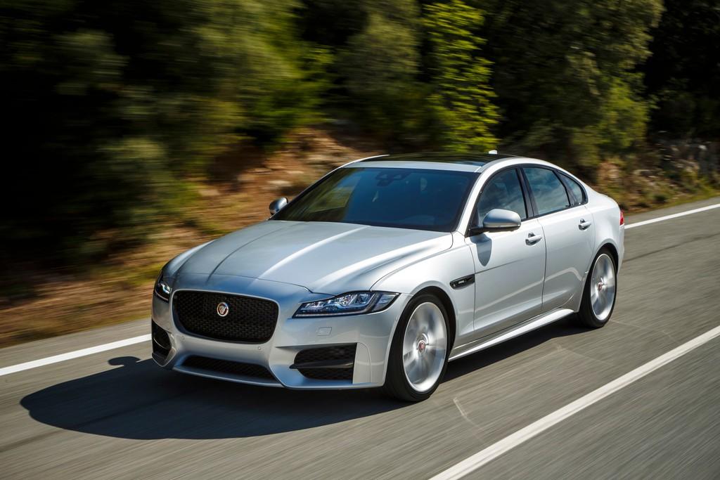 Leser Wahlten Jaguar Xf Zum Schonsten Auto Der Oberklasse Magazin