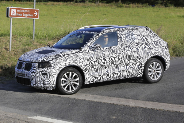 VW Polo SUV für 2018