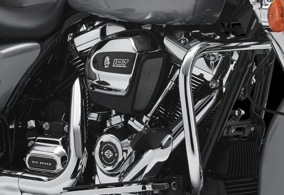 """""""Milwaukee-Eight""""-Motor von Harley-Davidson."""