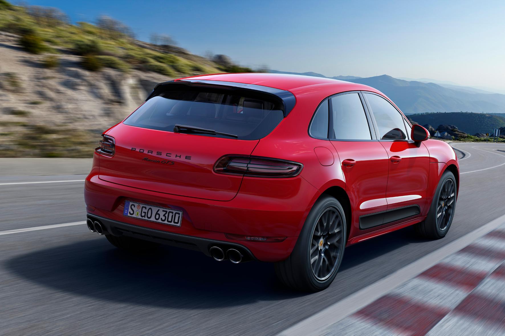 Porsche Macan Gts Mit 360 Ps Zwischen Macan S Und Turbo
