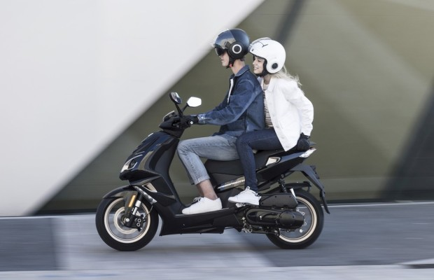 Modellversuch Moped mit 15 wird verlängert.