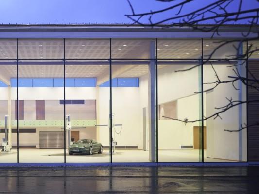 Aston Martin Design Studio.