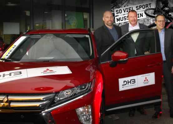 Mitsubishi wird Partner des Deutschen Handballbundes