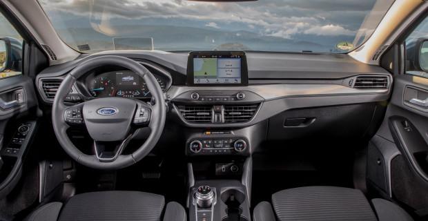 Vierte Generation des Ford Focus.