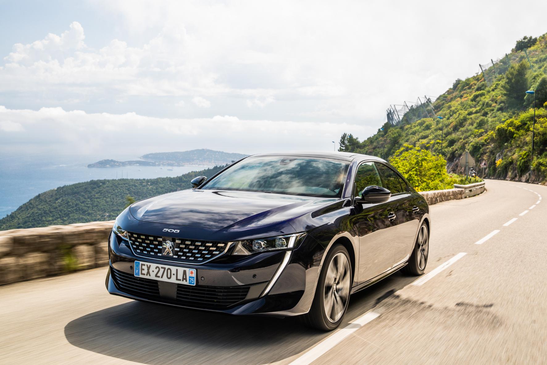 Peugeot 508: Der etwas andere Franzose