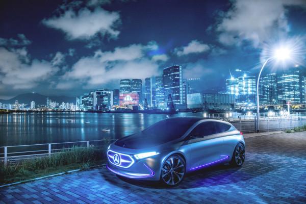 Mercedes-Benz Concept EQA.