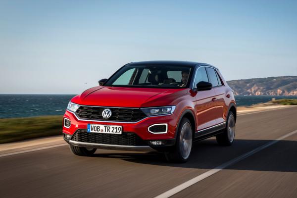 Mit dem T-Roc hat VW sein SUV-Angebot nach unten erweitert.