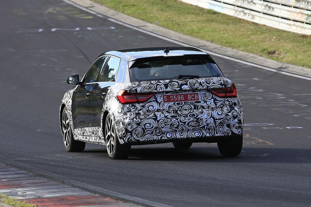 Audi A1 Allroad.