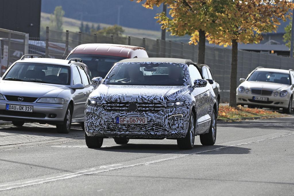 VW T-Roc Cabrio.