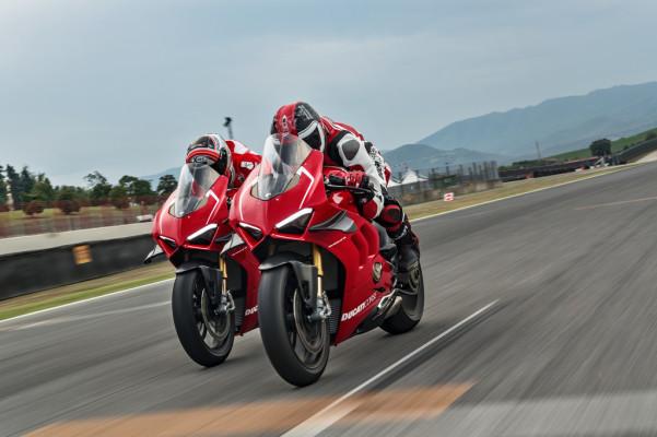 Ducati Panigale V4 R.
