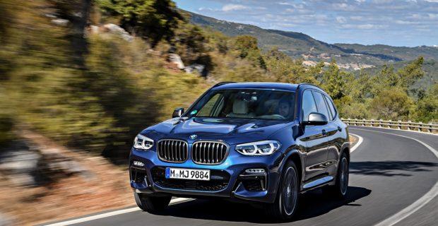 BMW Group in Deutschland mit 2,5 Prozent im Plus