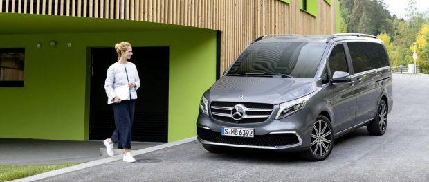 Mercedes-Benz V-Klasse.