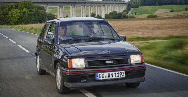120 Jahre Autobau bei Opel (2): Der große Wurf wird elektrisch