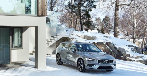 Volvo V60: Geräumig, kräftig, wintertauglich