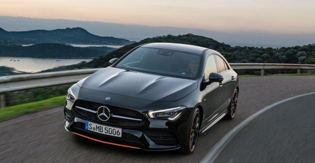 Mercedes-Benz CLA Coupé: Smarte Sache