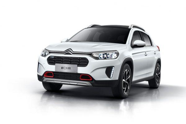 Neues SUV für chinesische Kunden: der Citroen C3-XR.