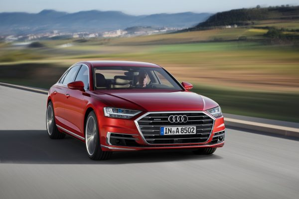 OberklassA von Audi: Der A8 50 TDI quattro tiptronic.