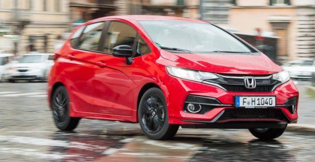 Honda Jazz 1.5 Dynamic.
