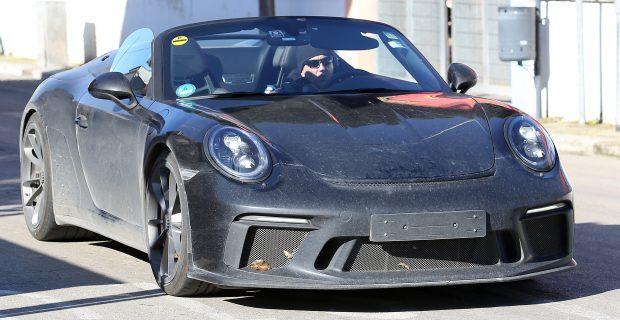Porsche 911 Speedster.