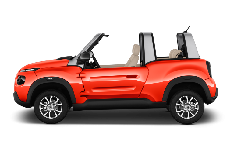 Citroen E-Mehari Cabrio