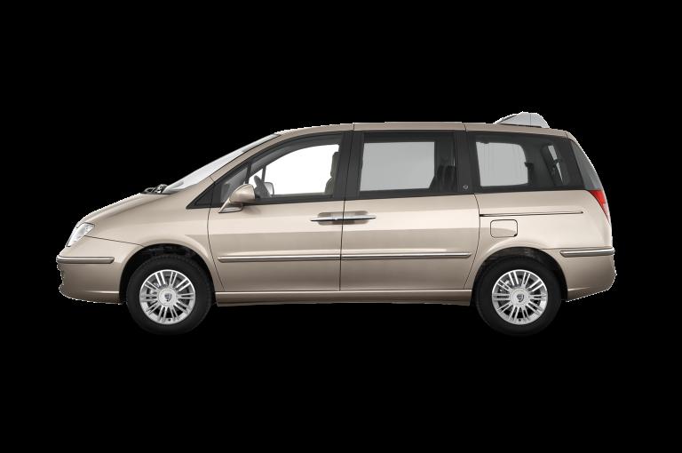 Lancia Phedra Van (180)