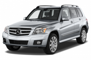 Mercedes-Benz GLK SUV (BM 204)
