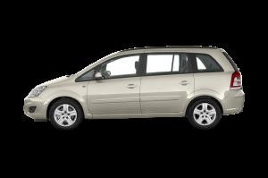 Opel Zafira Van (B)