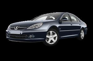 Peugeot 607 Limousine (S1)