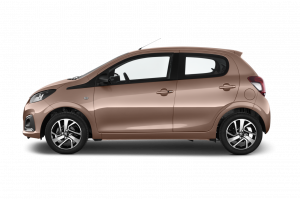 Peugeot 108 Limousine