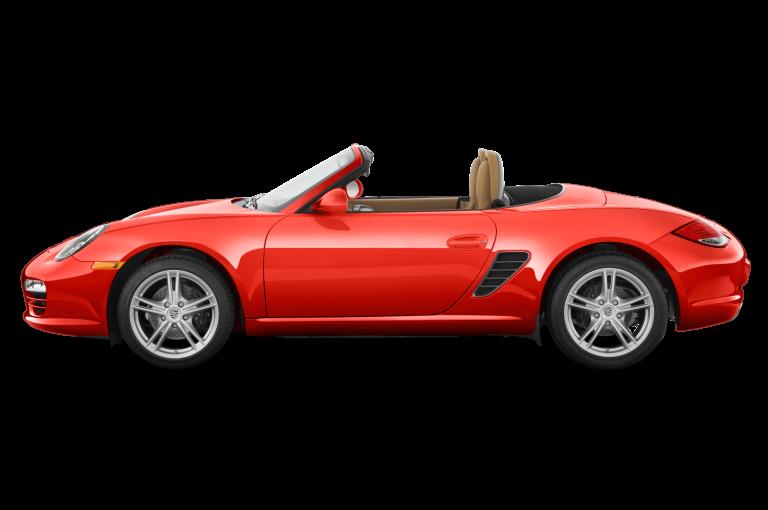 Porsche Boxster Cabrio (Typ 987)