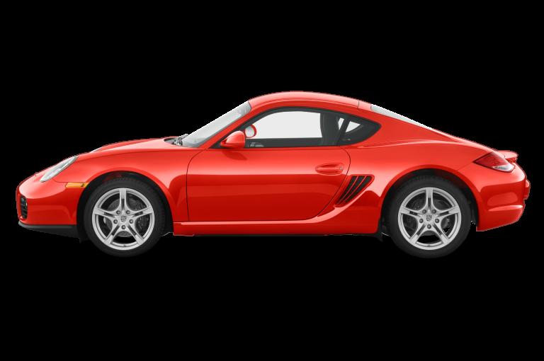 Porsche Cayman Coupé (Typ 987C)