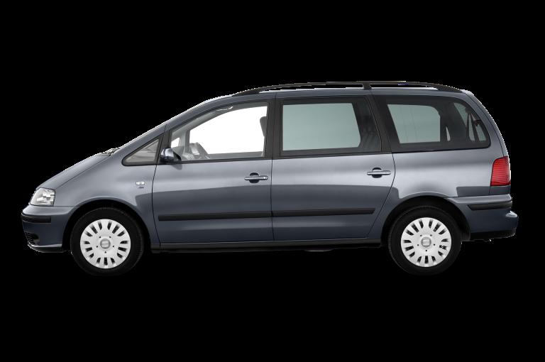 Seat Alhambra Van (710)