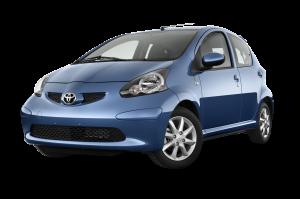 Toyota Aygo (KGB/WNB)