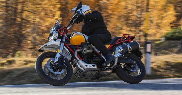 Moto Guzzi V85 TT kommt Anfang März