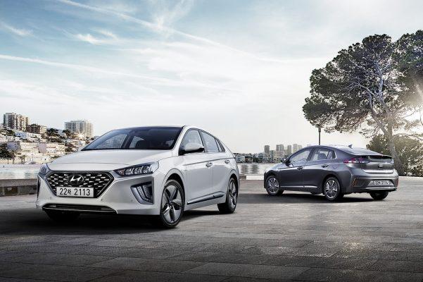 Modellpflege beim Hyundai Ioniq