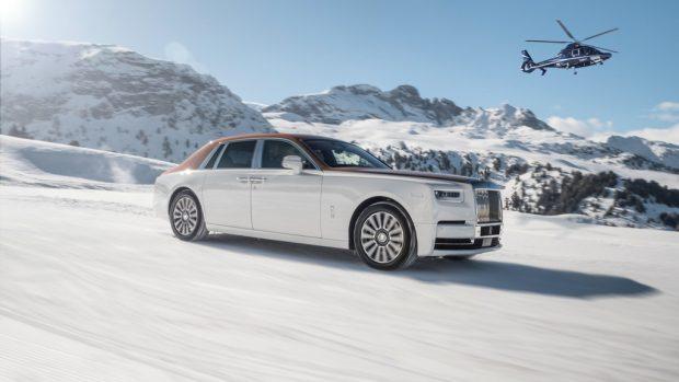Rolls-Royce erlebte 2018 ein Auslieferungsrekord