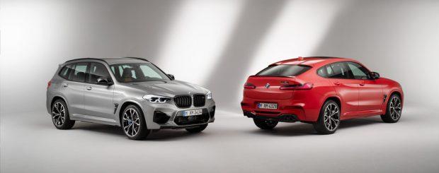 Vorstellung BMW X3 M und X4 M: Kundensport