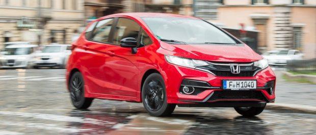 Fahrbericht Honda Jazz 1.5 Dynamic