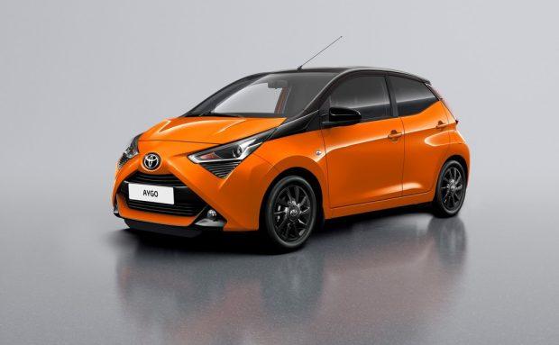 Toyota Aygo erhält fruchtige Sonderedition