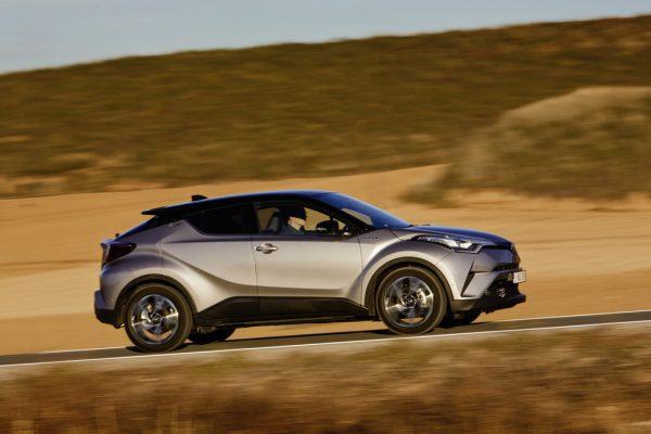 Fahrbericht Toyota C-HR Hybrid: Elektrisch durch die Stadt