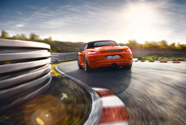 """""""Porsche Shield"""" versichert Fahrer kurzfristig nach Bedarf"""