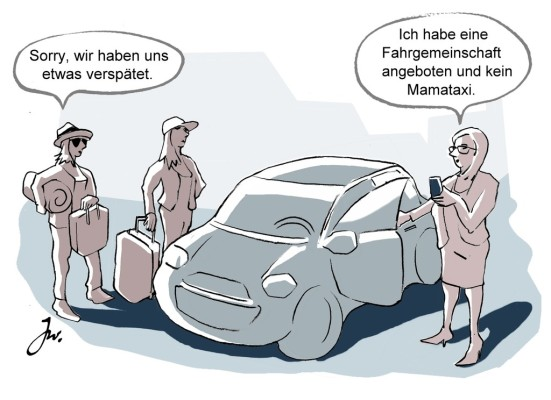 Ratgeber: Versicherungsschutz bei Fahrgemeinschaften